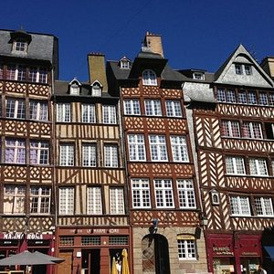 Place St. Anne, Rennes