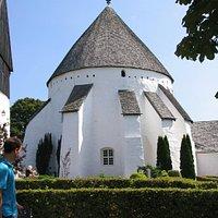 Round Church, Bornholm, Denmark (circa 1200)