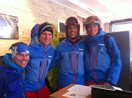 Skiinstructors
