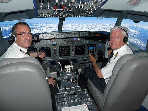 Boeing 737-NGV Flight Simulator at Aeroteca
