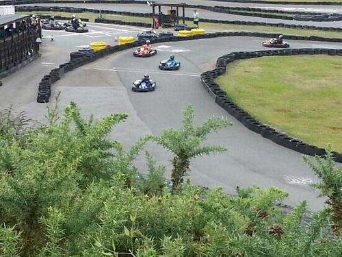 fun on the track.