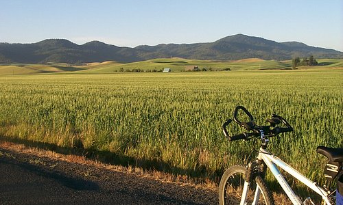 Outdoor recreation in the Palouse