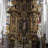 Zimmerman altar in Landsberg am Lech
