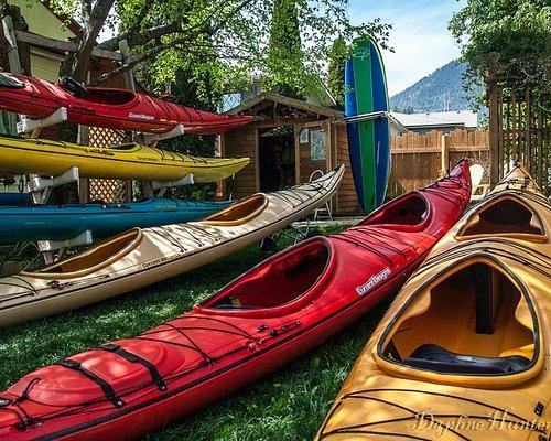 Kaslo Kayaking home base
