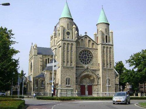 St. Lambertuskerk, Maastricht, Holanda.
