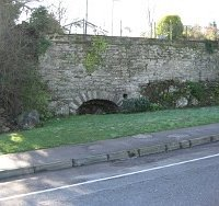 Lime Kiln View From Road