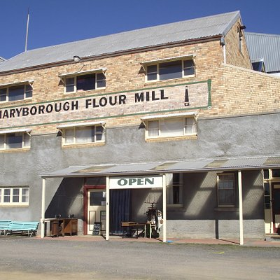 Sew What is in the Maryborough Flour Mill Gallery