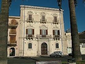 Palazzo d'Amico - Milazzo -Sicile _Italie