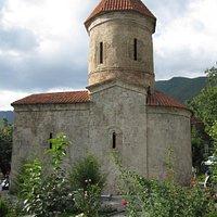 Eglise du village de Kish