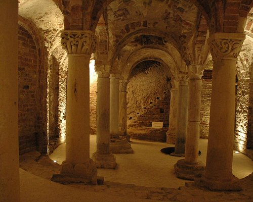 cripta Sant'Anastasio//