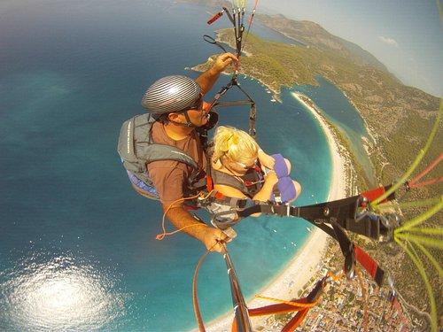 Hector Paragliding