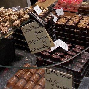 Chocolaterie de Burg