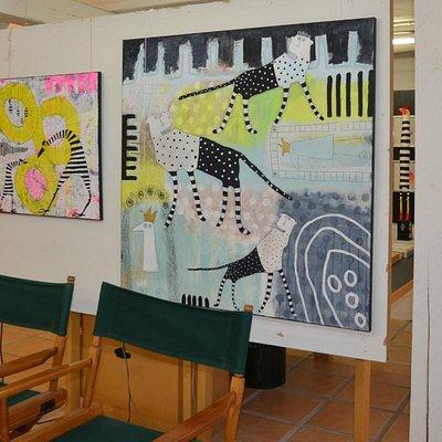 Atelier/Galleri Hanegal