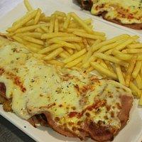Deliciosas Milanesas a la Napolitana