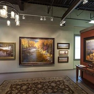 Original oil paintings of Colorado and the west