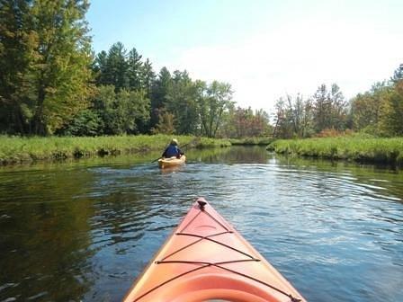 Stoney Creek off the Raquette River