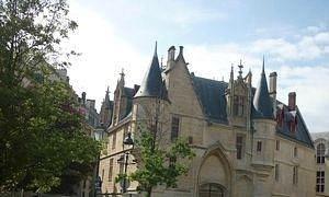 Hôtel des Archevèques de Sens à Paris