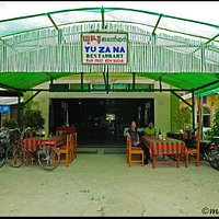 Yuzana Restaurant, New Bagan