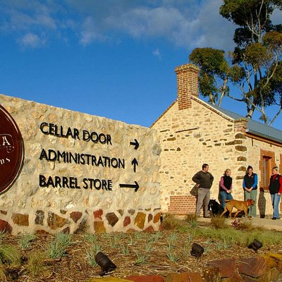 Oliver's Taranga Cellar Door