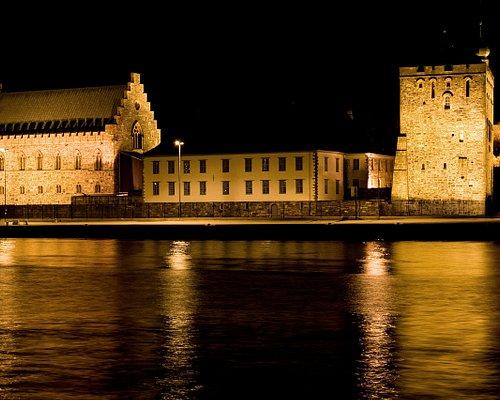 Bergenhus Festning - Bergenhus Fortress. - tunliweb.no
