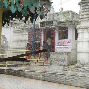 Main Laxmi Mandir with narmada