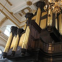 The Organ of St. Lawrence Jewry
