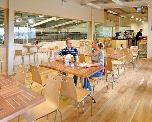 Grandstand Cafe