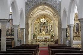 Igreja de Santa Bárbara de Nexe