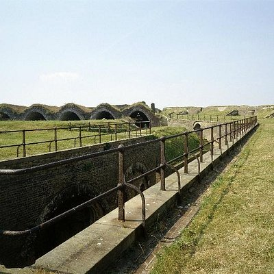 The Drop Redoubt at Western Height