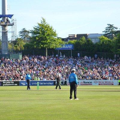 Seddon Park New Zealand vs South Africa T 20
