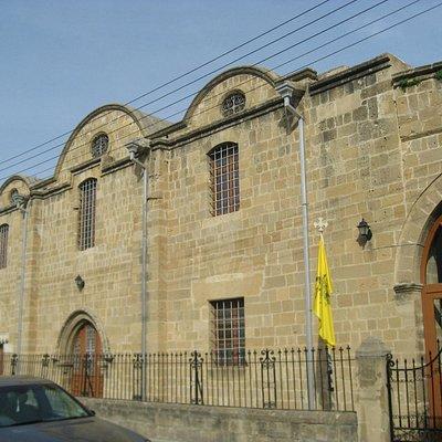 Church of Archangel Michael Trypiotis , Nicosia old town