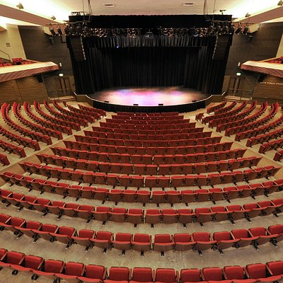 Ruth Finley Person Theater - newly remodeled 2013