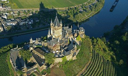 Cochem; Castle Reichsburg