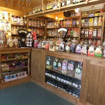 Traditional Goodie Shop