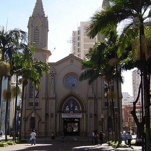 Basílica N S do Carmo - Campinas SP