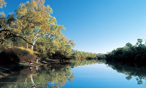 The Barcoo River