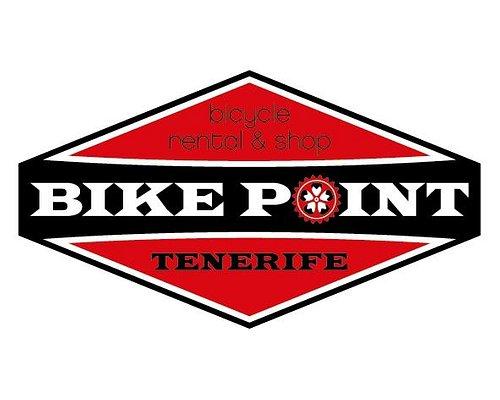 Logo Bike Point Tenerife