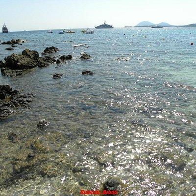 Spiaggia Rena Bianca, Olbia (OT)