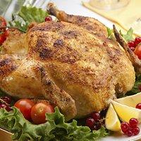 Freshly Prepared Chicken