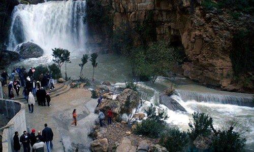 Les cascades de El Ourit