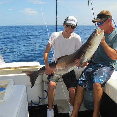 Monster Cobia by 15yo