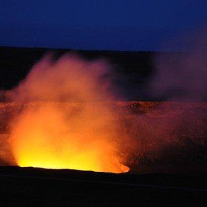 Kilauea, Volcano National Park