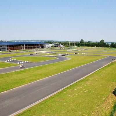 circuit de kart
