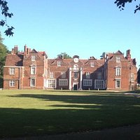 Christchurch mansion