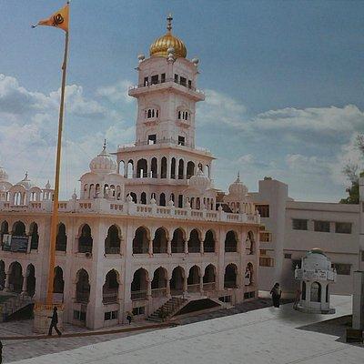 Gurdwara Guru Ka Mahal, Amritsar (Punjab).- Minhas.