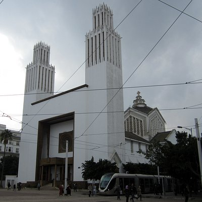 La Cathédrale Saint-Pierre de Rabat (© Maxim Massalitin)