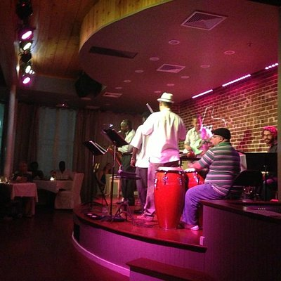 Charleston Latin Jazz Collective at the Mezz Lounge
