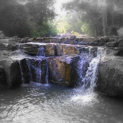 Than Ngam Waterfall nearly Udon Thani