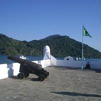 Canhão no Fort São João