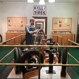 Kelly Tires